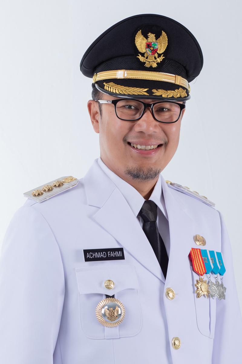 walikota sukabumi 2018